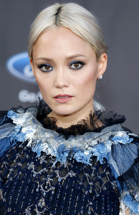 Pom Klementieff images stock