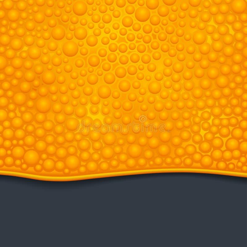 Pomarańcze śluzowacieje 01 ilustracji