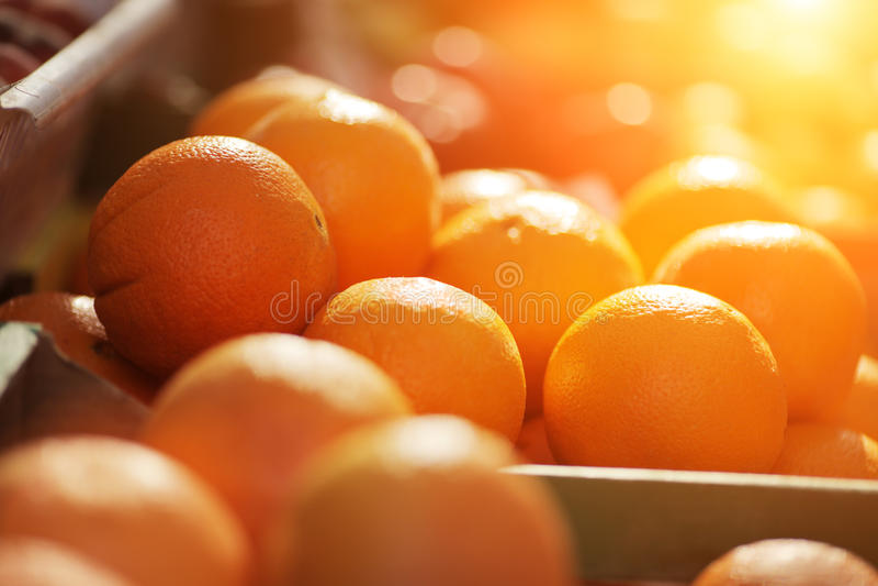 pomarańcze zdjęcia stock