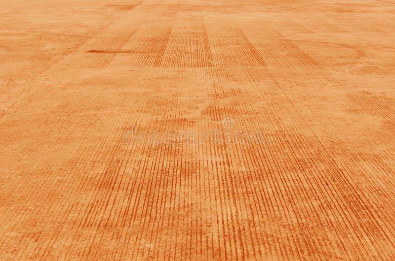 Pomarańcze cementowy chodniczek zdjęcie royalty free