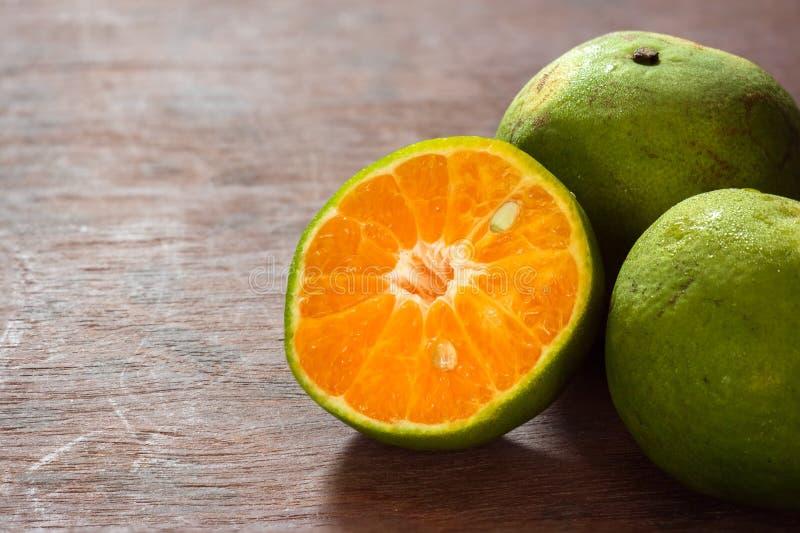 Pomarańcze, cytrusa reticulata zdjęcia royalty free