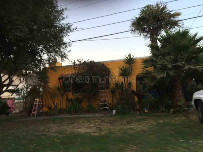 Pomarańcze dom zdjęcia stock