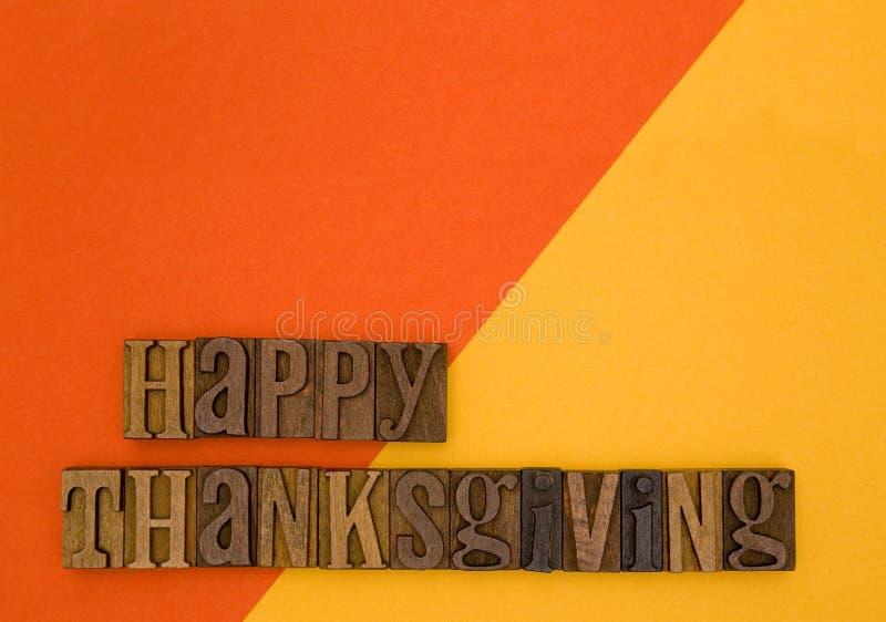 Pomarańcze i Żółty Prosty tło z dziękczynieniem zdjęcie stock