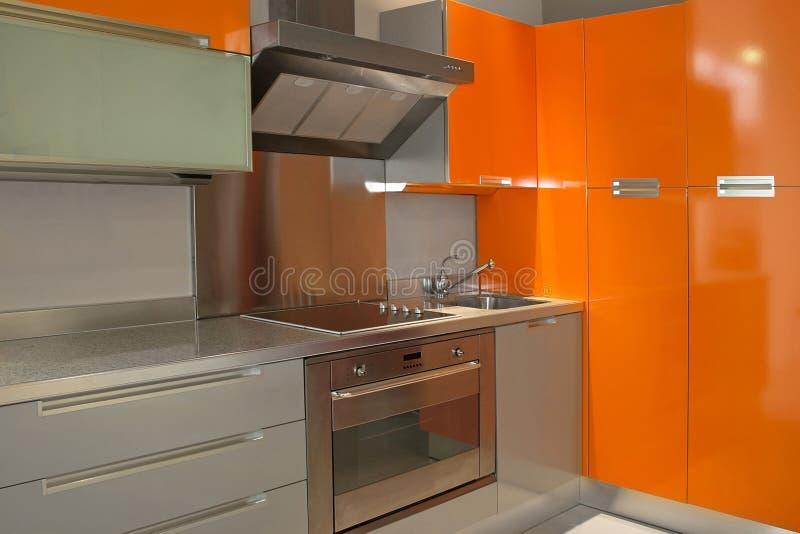 pomarańcze kuchennych zdjęcia royalty free