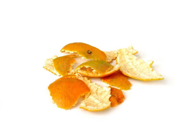 Pomarańcze - Makro- zdjęcia stock