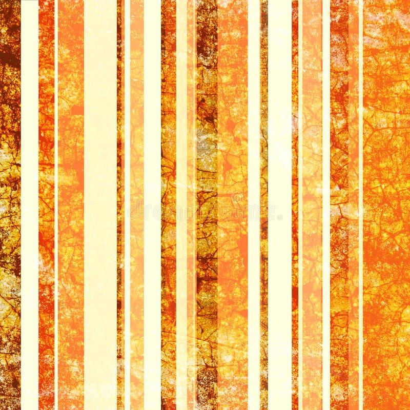 pomarańcze rocznik papier brogował rocznika ilustracji