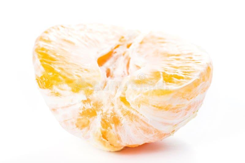 pomarańcze strugająca zdjęcie stock
