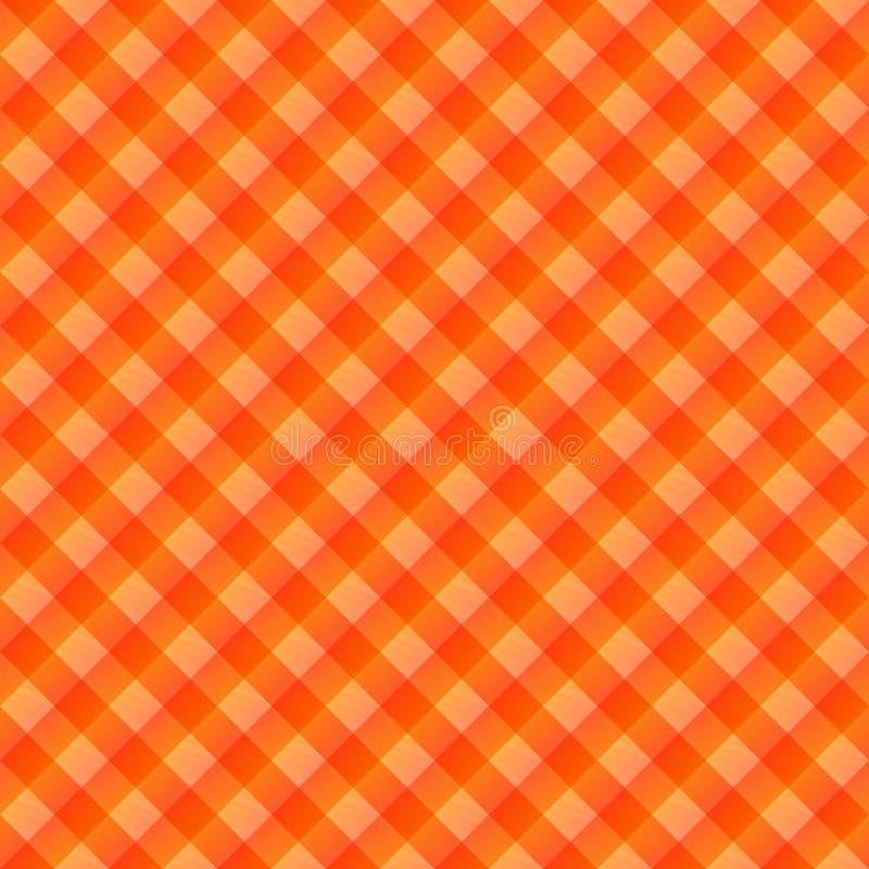 pomarańcze sukienny stół royalty ilustracja