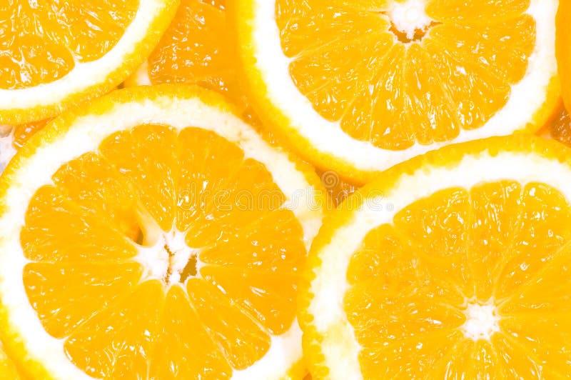 pomarańcze tło fotografia stock