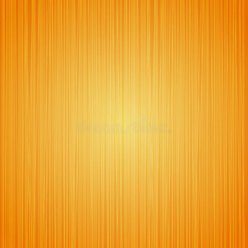 Pomarańcze tekstury pasiasty tło Kanwa wzór, abstrakcjonistyczna tkaniny tapeta, wektorowa ilustracja dla jaskrawego projekta ilustracji