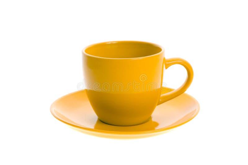 pomarańczowa dzbanek herbaty zdjęcia royalty free