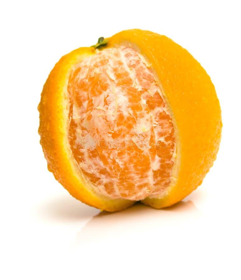 pomarańczowa miąższu obrazy royalty free