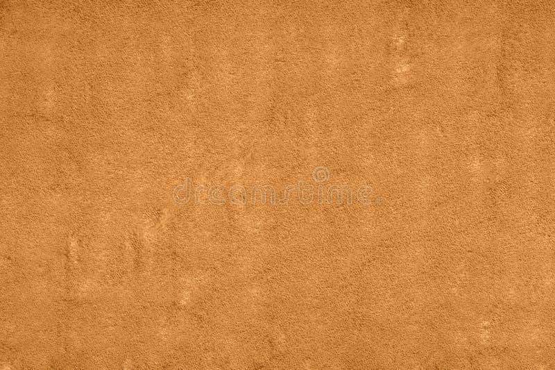 Pomarańczowa piaskowiec ściana w starym hiszpańskim domu ilustracja wektor