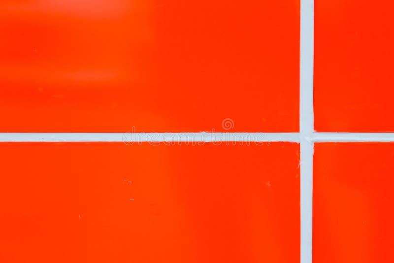 Pomarańczowe ściany zdjęcia stock