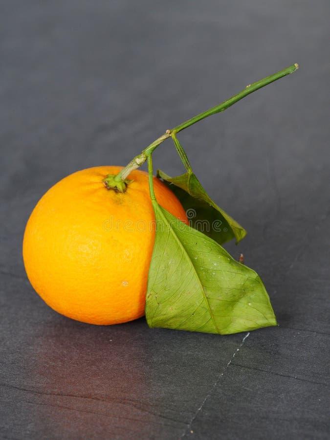 Pomarańczowi prześcieradła fotografia royalty free