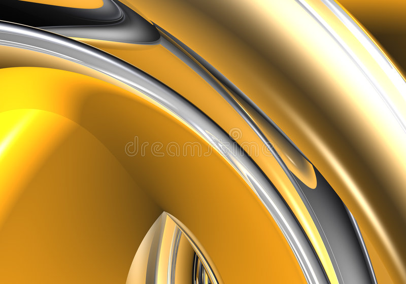 pomarańczowy 02 ringu ilustracji