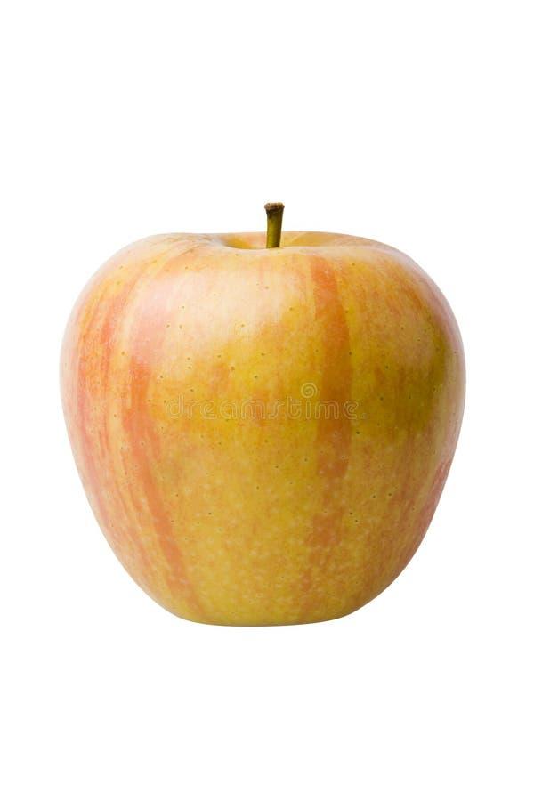 pomarańczowy jabłkowy żółty obraz royalty free