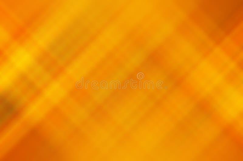 Pomarańczowy tło royalty ilustracja