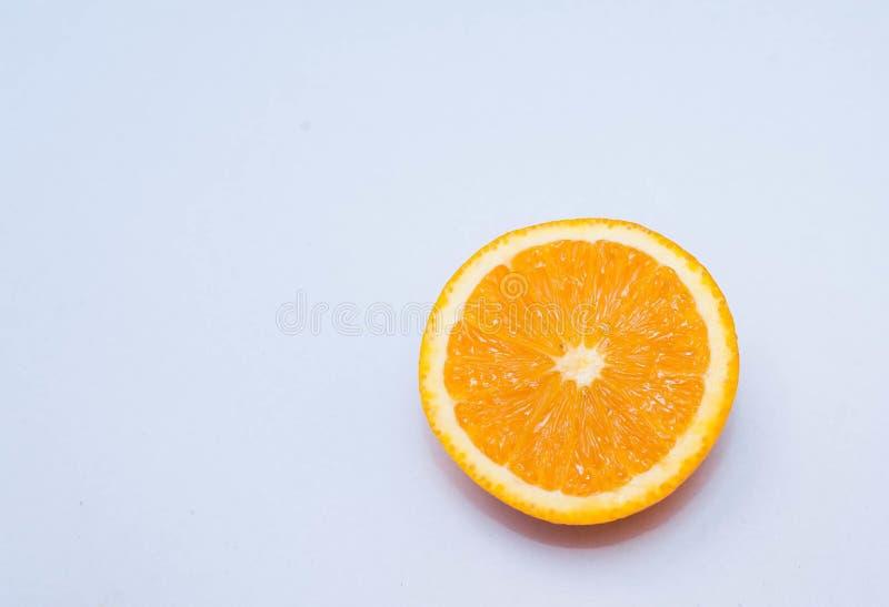 pomarańczowy wizerunek dla reklamy i tła obrazy stock