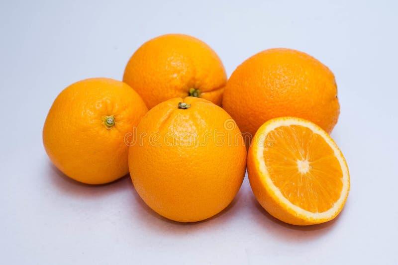 pomarańczowy wizerunek dla reklamy i tła obraz royalty free