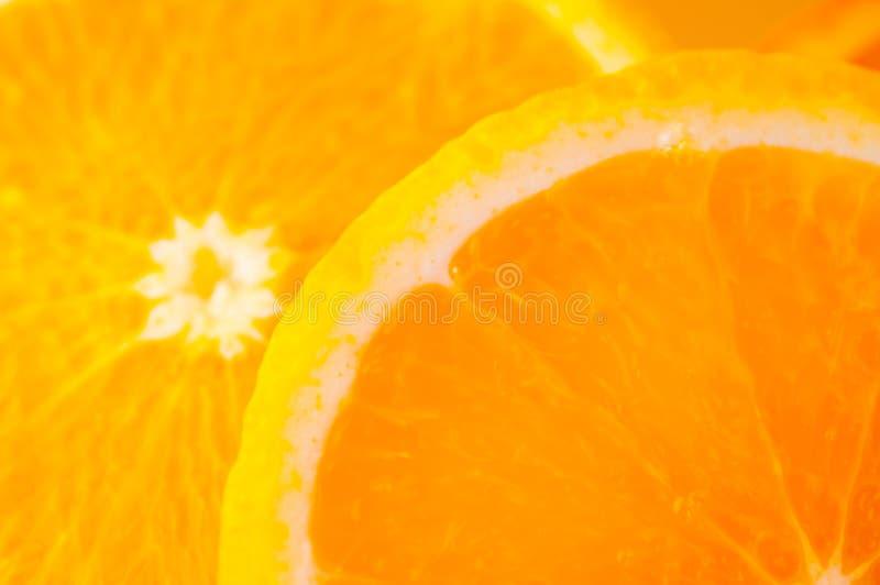 Download Pomarańczowy plasterek zdjęcie stock. Obraz złożonej z liść - 13332268