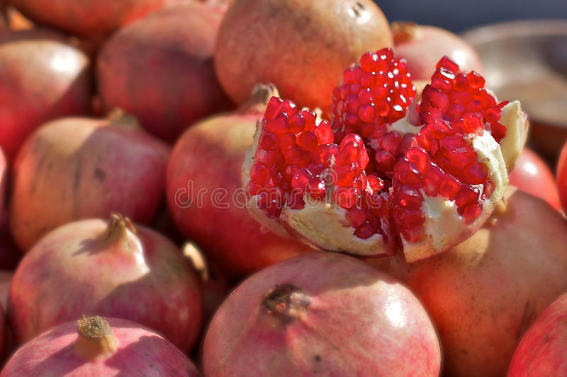 Download Pomegranades Stock Image - Image: 16722711