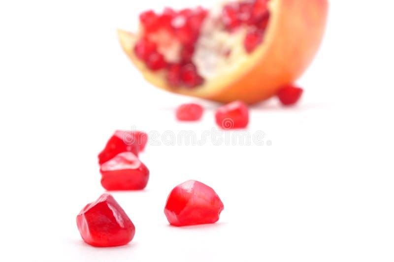 pomegranate стоковая фотография rf