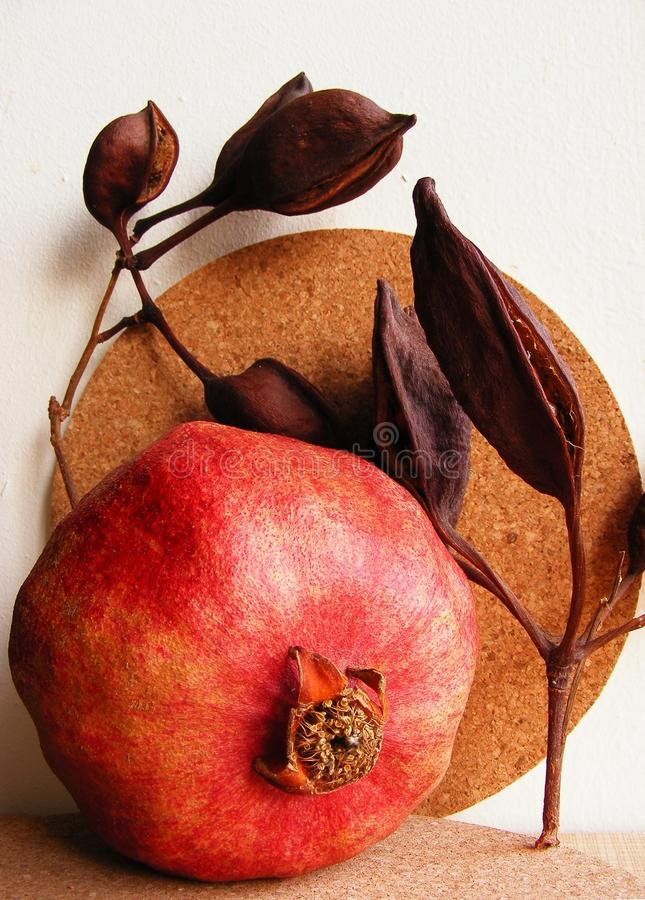 Free Pomegranate Stock Photography - 11439592