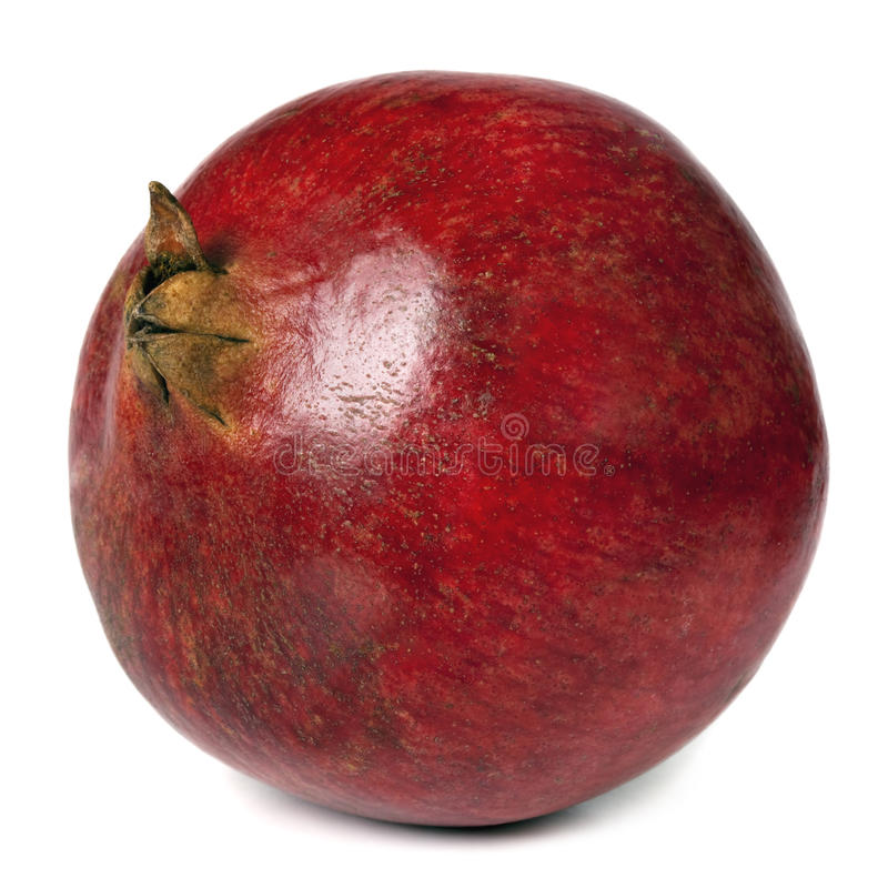 Download Pomegranate stock photo. Image of single, tropical, image - 14856786
