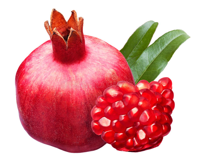 Download Pomegranate stock image. Image of punica, aril, juice - 17282257