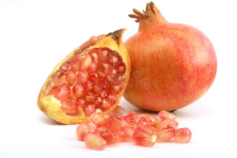 Download Pomegranate fotografering för bildbyråer. Bild av anticyclonic - 280333