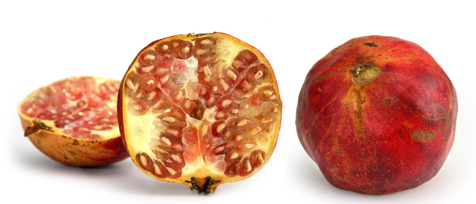 Download Pomegranate stock photo. Image of fruits, round, natural - 499970