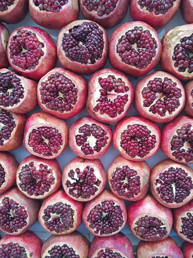 Pomegranate. Foodie pomegranate grenade foodpic royalty free stock photography
