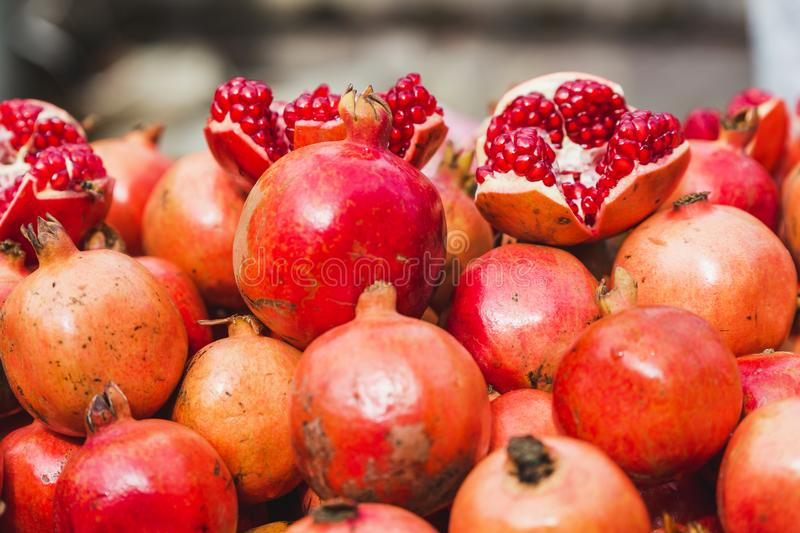 Pomegranate, Anar stock image. Image of dried, pomegranate ... Persian Pomegranate Trees For Sale