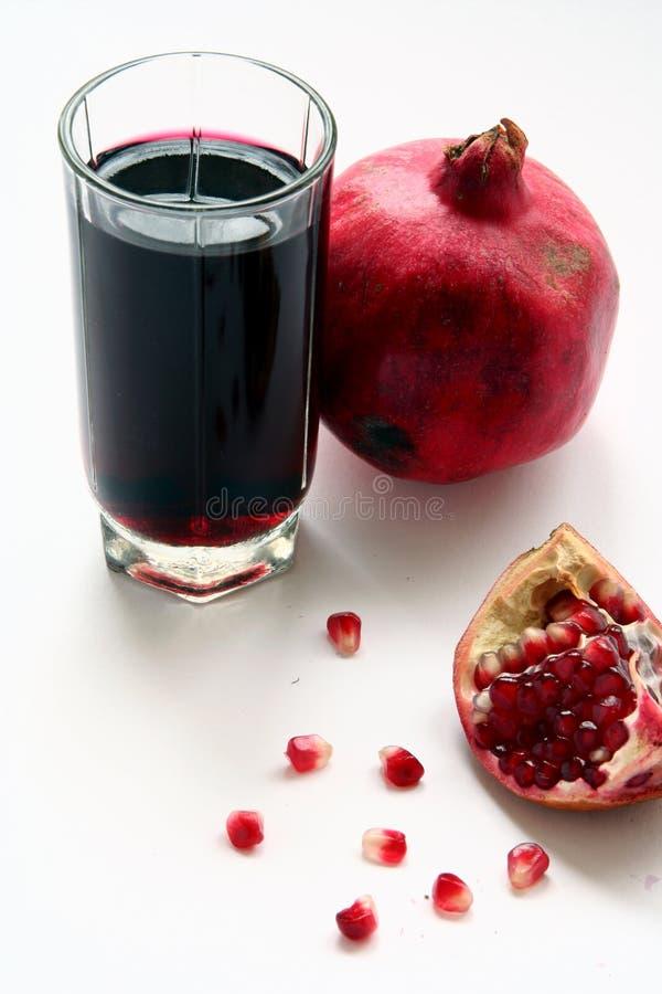 Free Pomegranate Isolated Royalty Free Stock Photo - 3677825