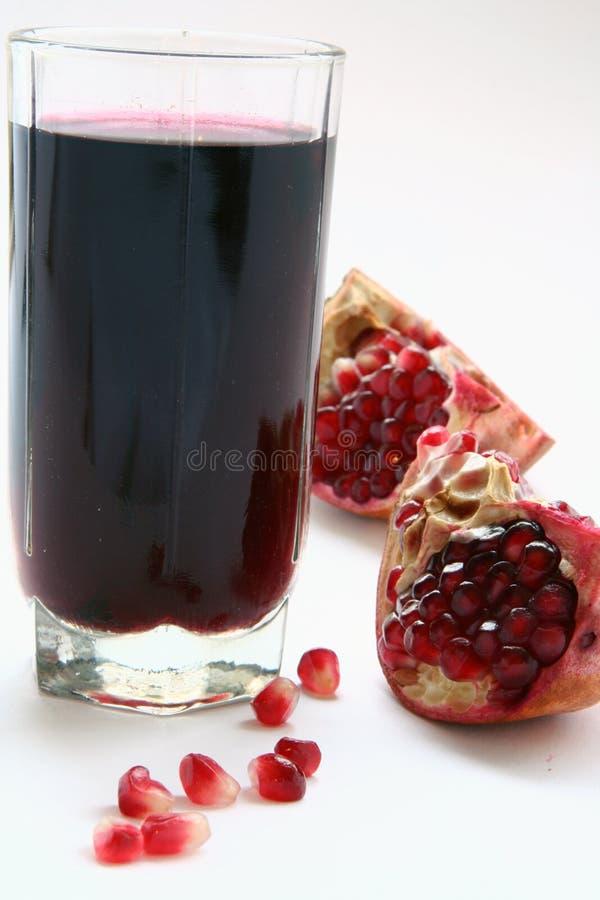 Free Pomegranate Isolated Stock Photo - 3677840
