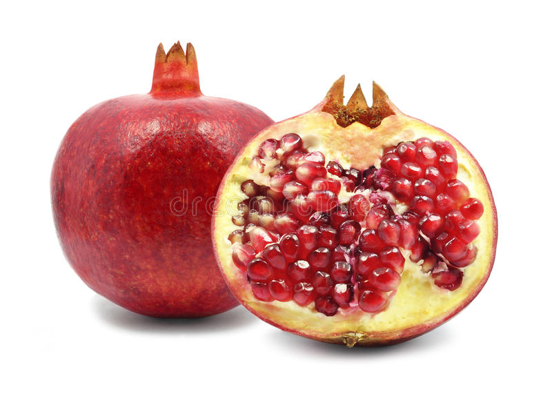 Download Pomegranate stock image. Image of ripe, nutrition, nobody - 35525169