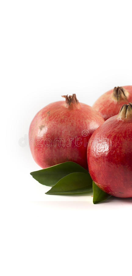 Download Pomegranate stock image. Image of lifestyle, lunch, mature - 34775251