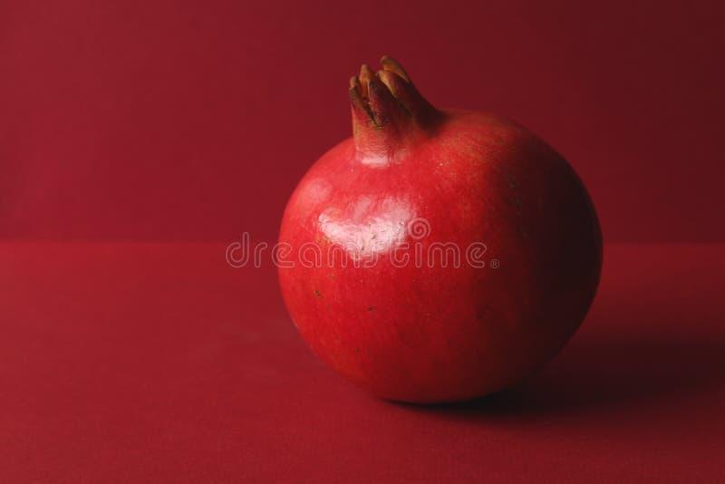 Pomegranate still life stock images