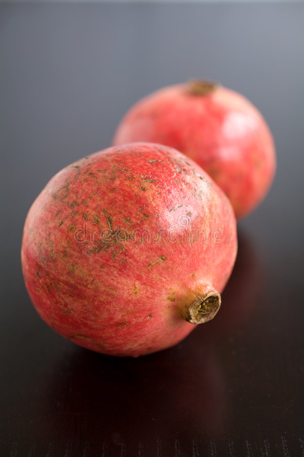 Pomegrante photographie stock