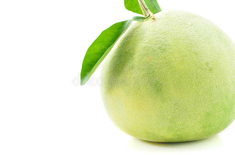 Download Pomelo stock image. Image of food, color, green, isolated - 33975761
