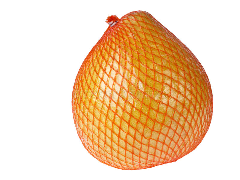 Download Pomelo in packing stock photo. Image of grandis, fresh - 19097082