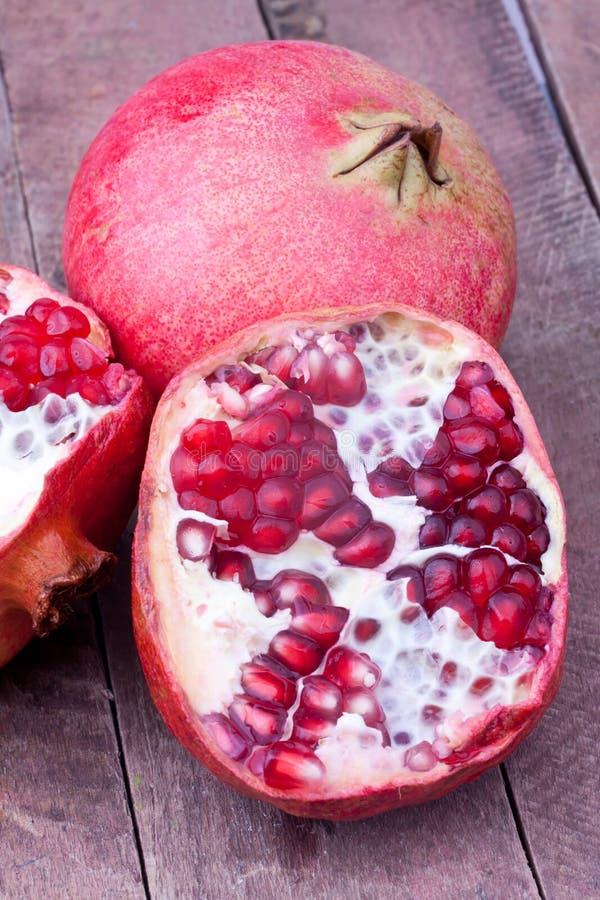 Pomengranate arkivbild