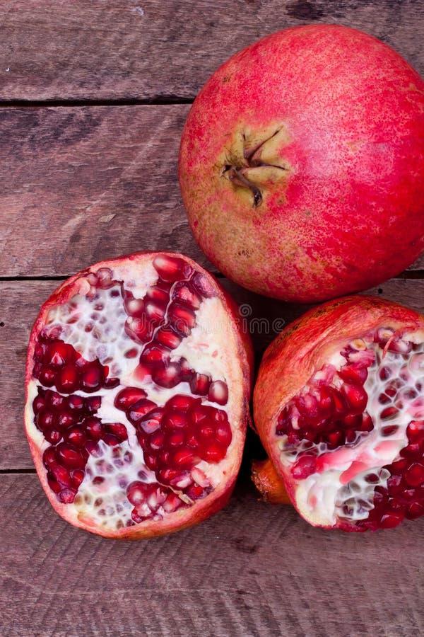 Pomengranate στοκ εικόνα