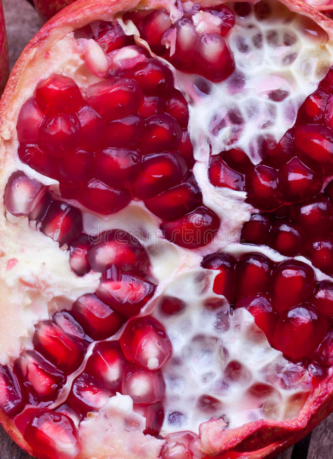 Pomengranate images stock