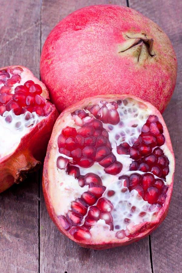 Pomengranate image stock