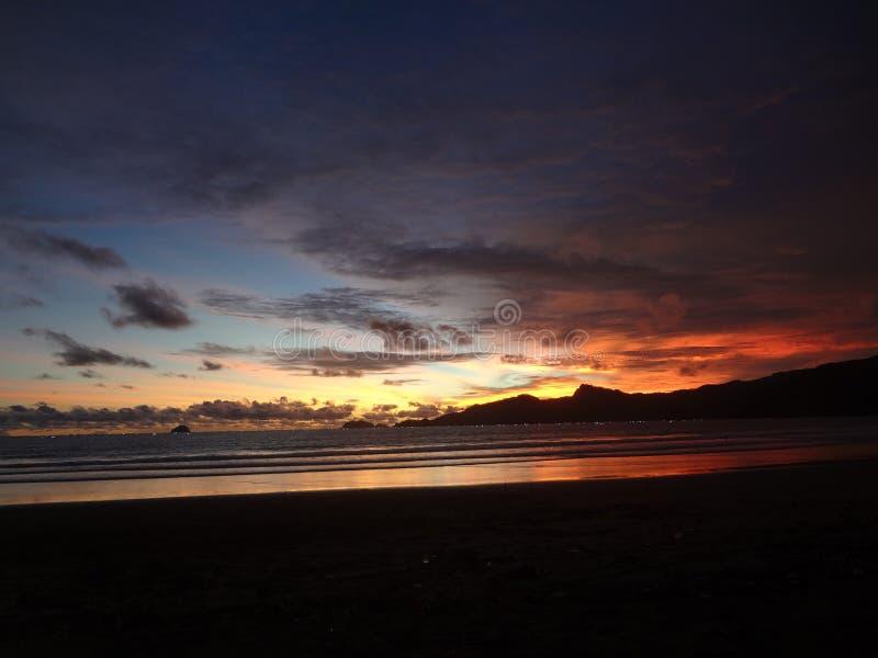 Pomeriggio di East Java immagini stock