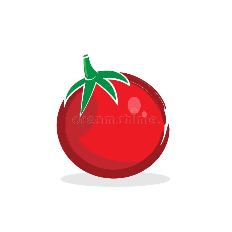 Pomidor ilustracji