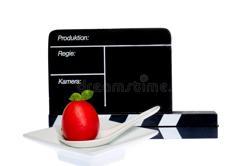 Pomidor opowieść zdjęcia royalty free