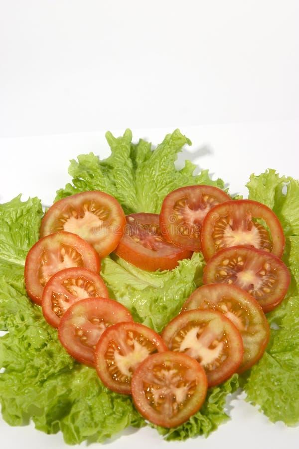 pomidor serca obrazy stock